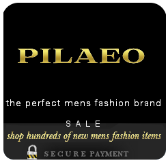 Mens Fashion At PILAEO
