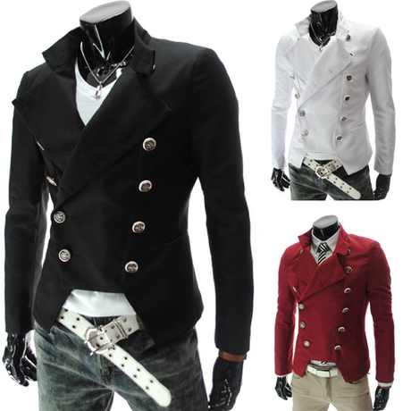 Paris High End Estilo Double Breasted Blazer