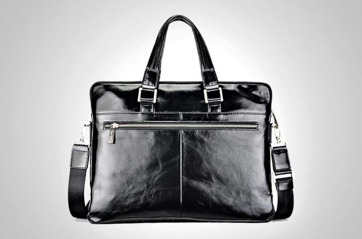 Sophisticated Leather Mens Viagem Preto Bag SESW1UGMPI