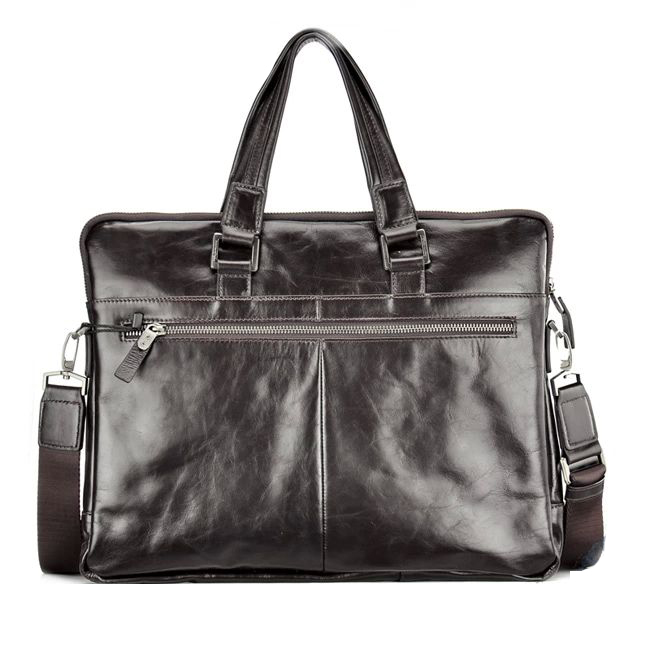 Sophisticated Leather Mens Viagens Dark Brown Bag 6GVNTA6QPI